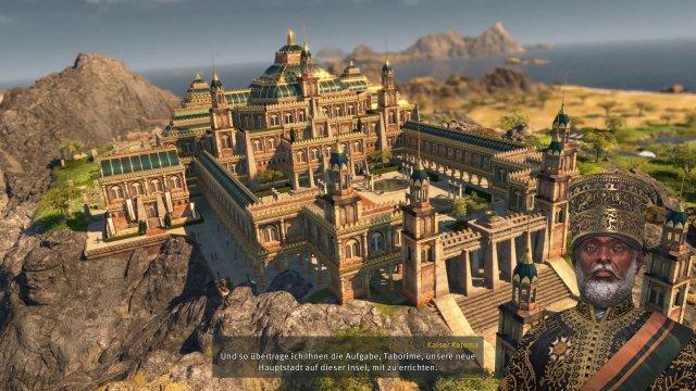 Screenshot - Anno 1800: Land der Löwen (PC)