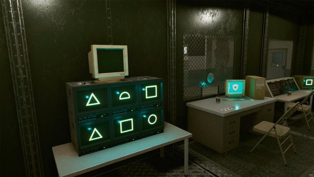 Screenshot - Tested on Humans: Escape Room (Switch)