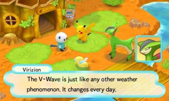Screenshot - Pokémon Mystery Dungeon: Portale in die Unendlichkeit (3DS) 92457648