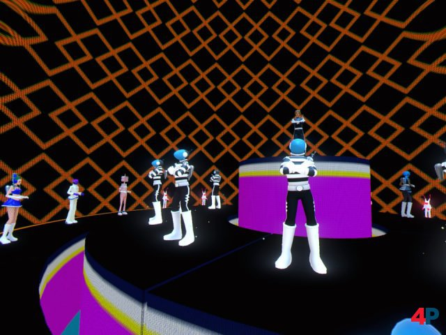 Screenshot - Space Channel 5 VR: Kinda Funky Newsflash! (PlayStationVR) 92608150