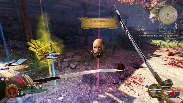 Screenshot - Shadow Warrior 2 (PC) 92535126