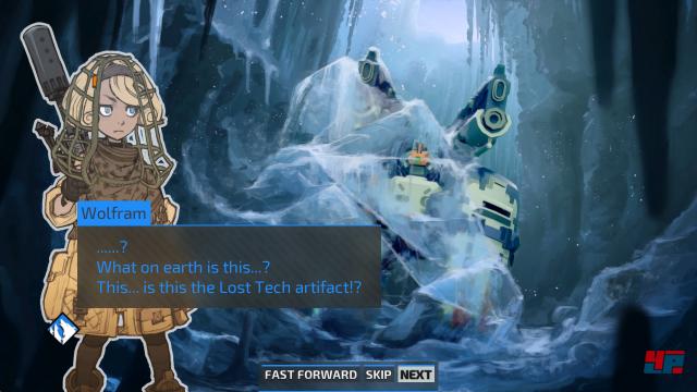 Screenshot - Tiny Metal: Full Metal Rumble (Switch) 92584296