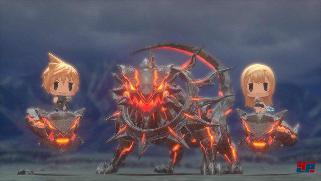 Screenshot - World of Final Fantasy (PlayStation4) 92514102