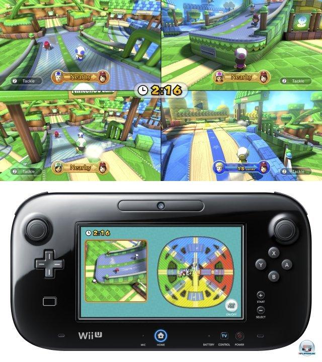 Screenshot - Nintendo Land (Wii_U) 92401202