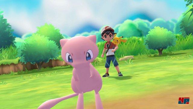 Screenshot - Pokémon Let's Go, Pikachu! & Let's Go, Evoli! (Switch) 92567558