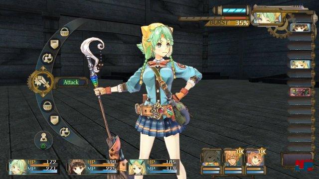 Screenshot - Atelier Shallie: Alchemists of the Dusk Sea (PlayStation3) 92499512