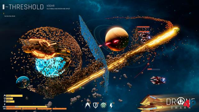 Screenshot - Drone Swarm (PC) 92616288