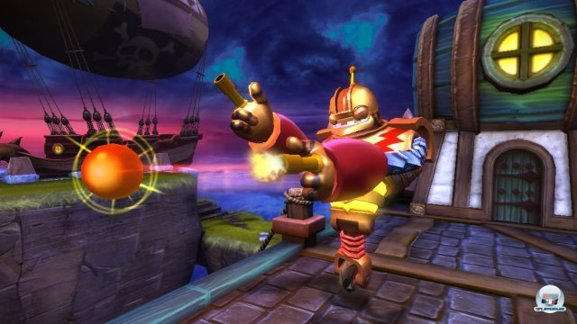 Screenshot - Skylanders: Giants (Wii_U) 92426917