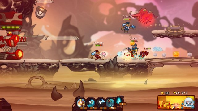 Screenshot - Awesomenauts (PC) 2376522