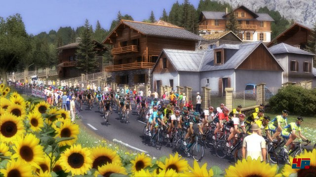 Screenshot - Le Tour de France 2015 (PlayStation4) 92509160