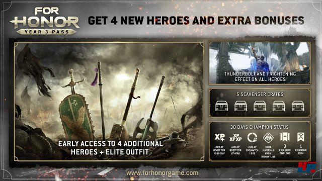 Screenshot - For Honor (PC) 92579783