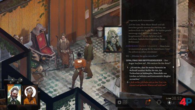 Screenshot - Disco Elysium (PlayStation5) 92638340