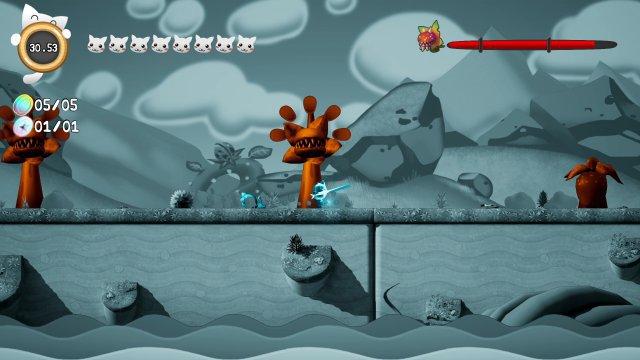 Screenshot - Neko Ghost, Jump! (PC, PS4, Switch, One) 92632836