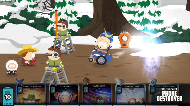 Screenshot - South Park: Phone Destroyer (Android)