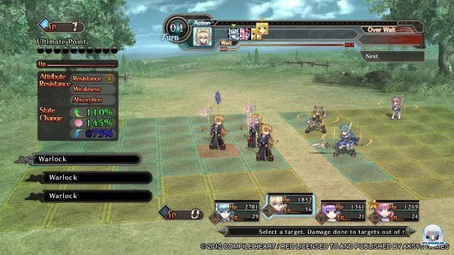 Screenshot - Agarest: Generations of War 2 (PlayStation3) 92403252