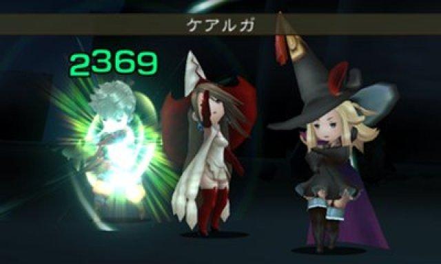 Screenshot - Bravely Default: Flying Fairy (3DS) 2372372