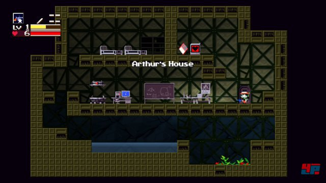 Screenshot - Cave Story (Switch)