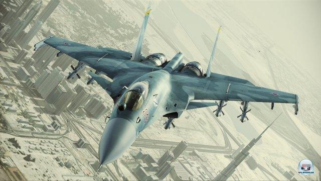Screenshot - Ace Combat: Assault Horizon (360) 2270882