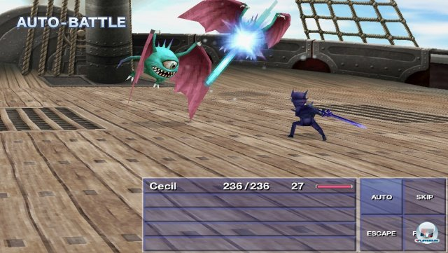 Screenshot - Final Fantasy IV (iPhone) 92435862