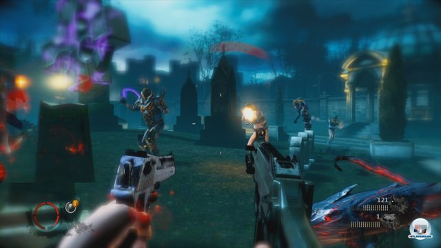 Screenshot - The Darkness II (360) 2318137