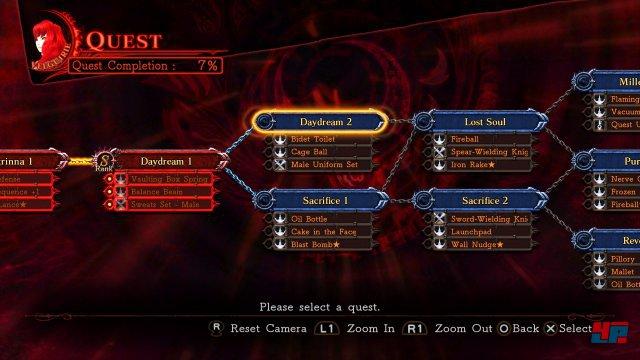 Screenshot - Deception 4: The Nightmare Princess (PlayStation3)
