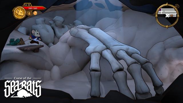 Screenshot - Curse of the Sea Rats (PC)