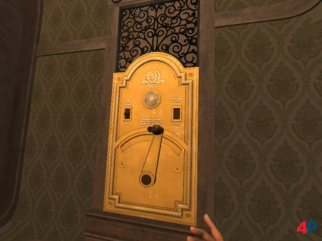 Screenshot - Layers of Fear (PS4, PlayStationVR) 92641074