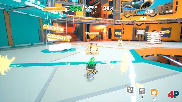 Screenshot - Super Chicken Catchers (PC)