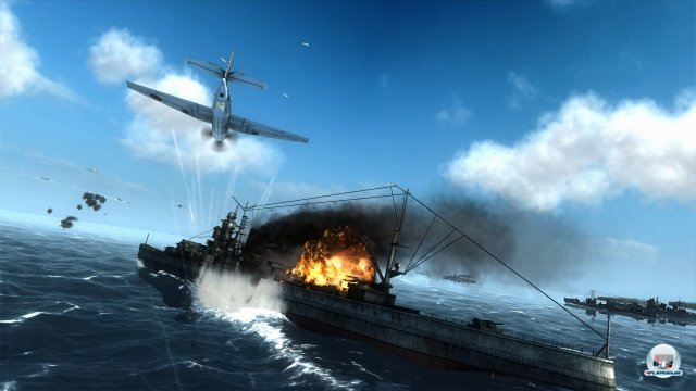 Screenshot - Air Conflicts: Pacific Carriers (PC) 2367867