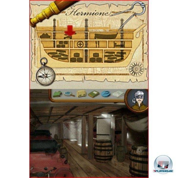 Wer ist nur der seltsame Junge, der plötzlich auf dem Schiff auftaucht?