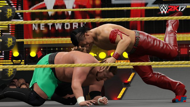 Screenshot - WWE 2K17 (PC) 92540359
