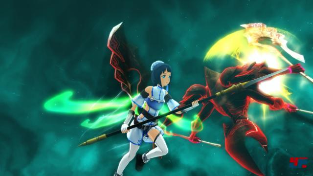 Screenshot - Accel World vs. Sword Art Online (PS4) 92546219