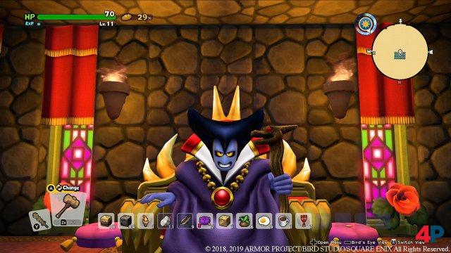 Die in das bestehende Dragon-Quest-Lore eingebundene Erzählung ist interessant. Die Inszenierung dagegen fast überhaupt nicht.