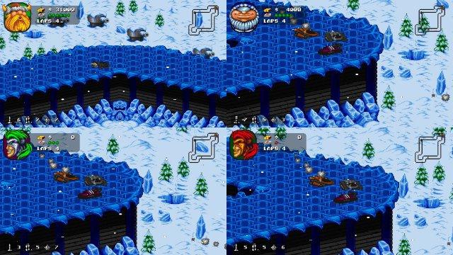Screenshot - Blizzard Arcade-Sammlung (PC, PS4, Switch, One)
