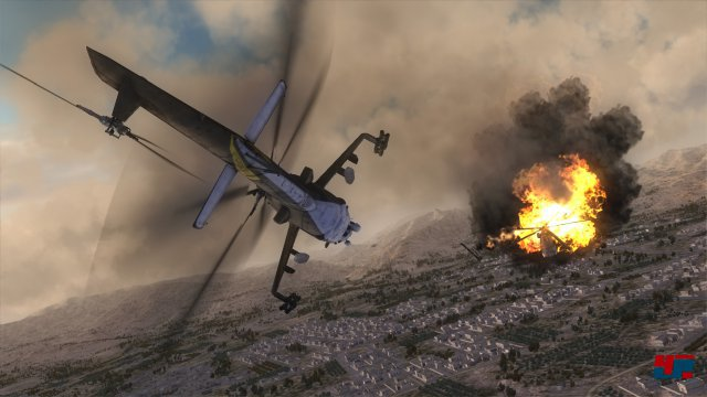 Screenshot - Air Missions: HIND (PC)