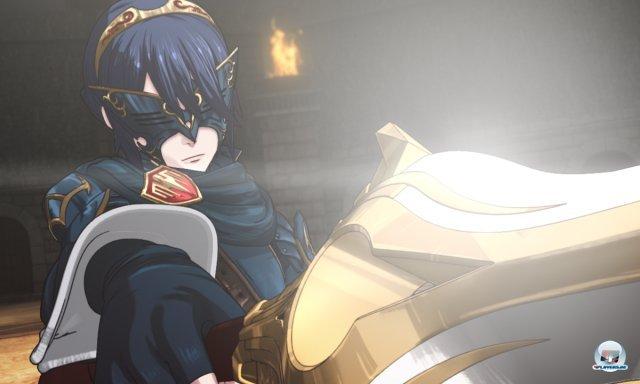 Screenshot - Fire Emblem: Awakening (3DS) 92457927