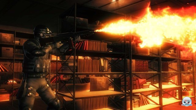 Screenshot - Resident Evil: Operation Raccoon City (360) 2337677