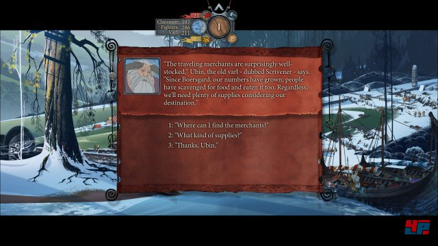 Screenshot - The Banner Saga 2 (PC) 92524963