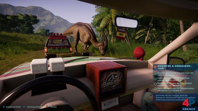 Screenshot - Jurassic World Evolution: Return to Jurassic Park (PC) 92603273