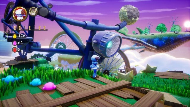 Screenshot - Balan Wonderworld (PlayStation5) 92638651
