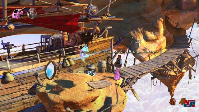 Screenshot - The Book of Unwritten Tales 2 (PC) 92499976
