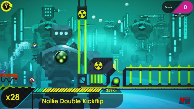 Screenshot - OlliOlli2: Welcome to Olliwood (XboxOne) 92525483
