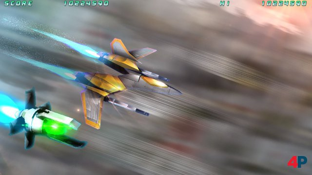 Screenshot - Rolling Gunner (Switch)