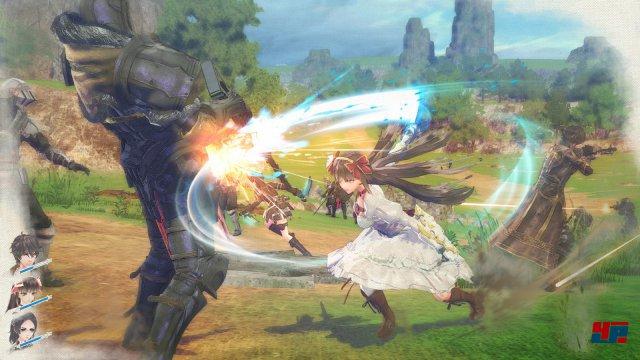 Screenshot - Valkyria: Azure Revolution (PlayStation4) 92516794