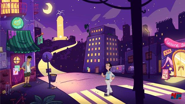 Screenshot - Leisure Suit Larry - Wet Dreams Don't Dry (Mac) 92565601