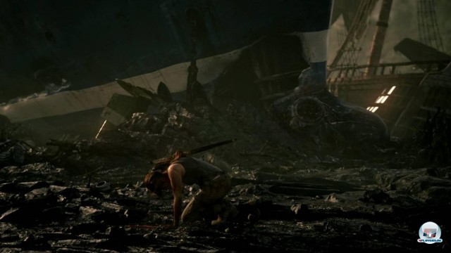Screenshot - Tomb Raider (360) 2225287