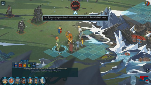 Screenshot - The Banner Saga 2 (PC) 92524991