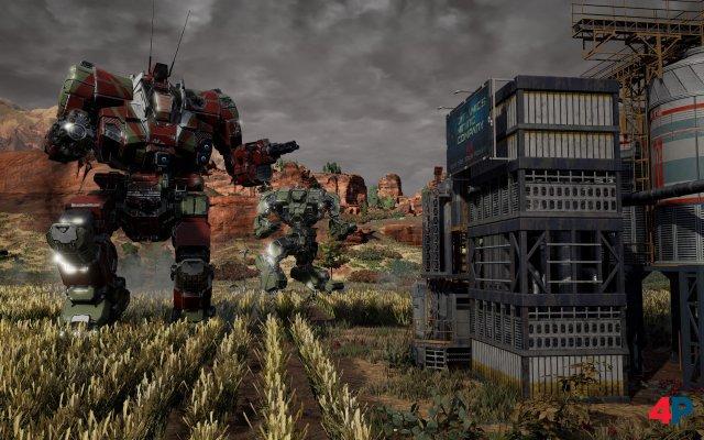 Screenshot - MechWarrior 5: Mercenaries (PC) 92602672