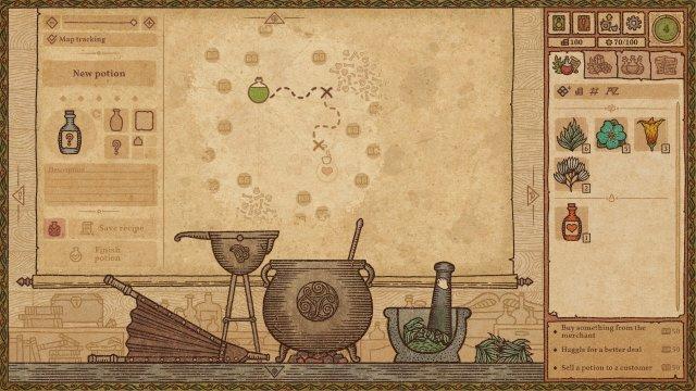 Screenshot - Potion Craft (PC)
