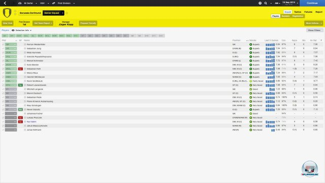 Screenshot - Football Manager 2014 (PC)